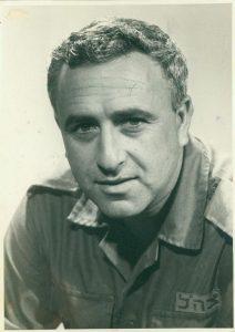 """אמנון ליפקין שחק, 1986, (צילום: דובר צה""""ל)"""