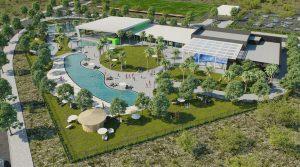 פארק המים במודיעין (הדמיה: באדיבות עיריית מודיעין)
