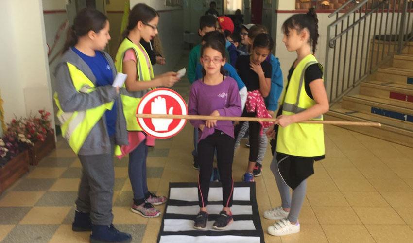"""פעילות זה""""ב בבית הספר חוט השני (צילום: הדס ויסון)"""