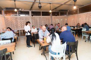 מסעדת פפינו (צילום: נועם רוזנצויג)