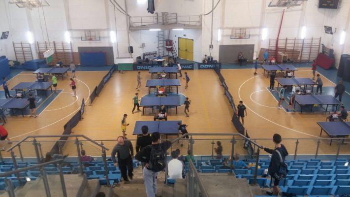אליפות מודיעין הפתוחה בטניס (צילום: דוברות עיריית מודיעין מכבים רעות)