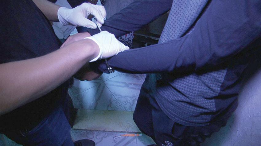 מעצר (צילום אילוסטרציה: דוברות המשטרה)