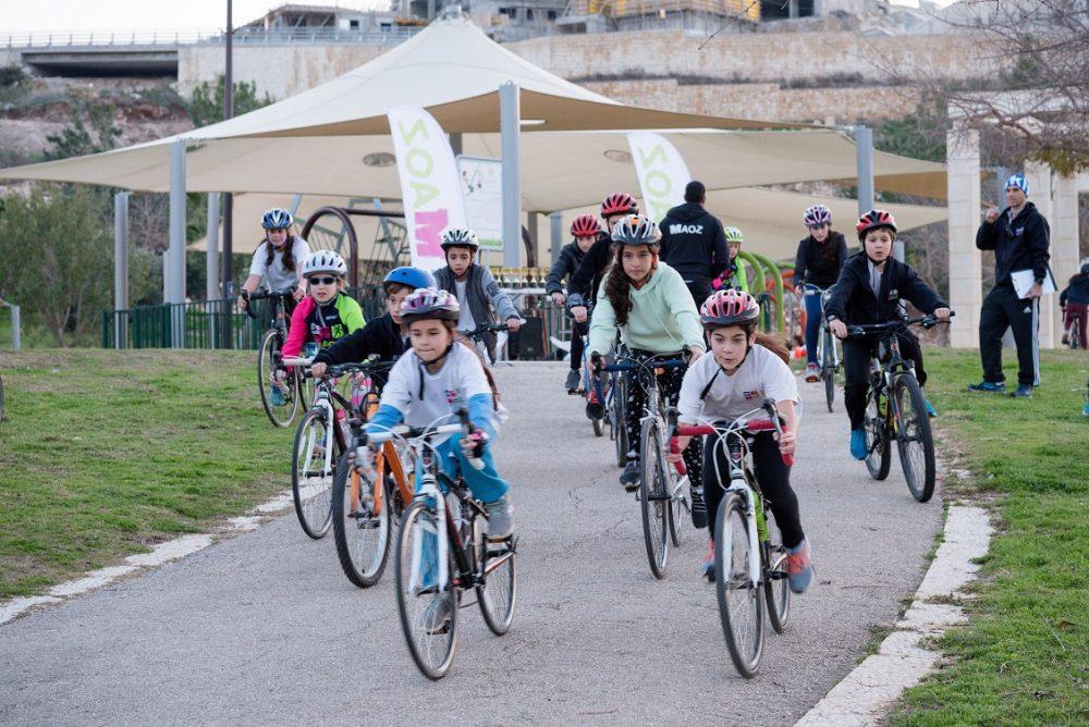 טריאתלון הילדים והנוער במודיעין: כבישים ייחסמו לתנועה