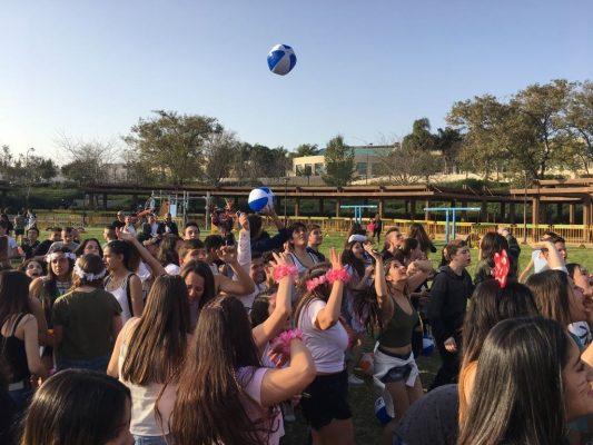 מסיבת נוער, פורים (צילום: דוברות עיריית מודיעין מכבים רעות)