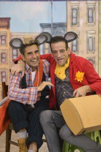 עכבר העיר ועכבר השדה