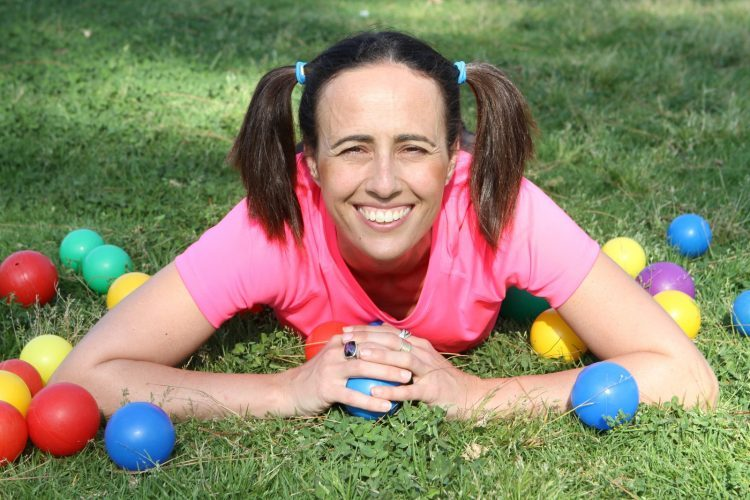 אירית סמסון, תושבת מודיעין – ממורה לחינוך גופני למפעילת ספורט לגיל הרך