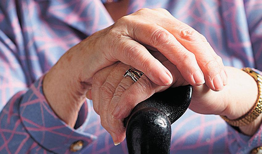 קשיש, קשישה, קשישים, קשישות (צילום אילוסטרציה: אי.פי)