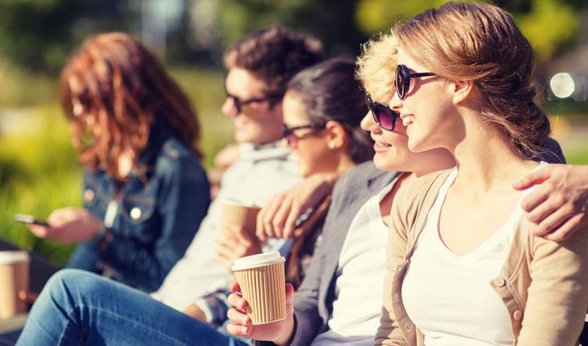 אילוסטרציה בני נוער (צילום: א.ס.א.פ קריאייטיב INGIMAGE)