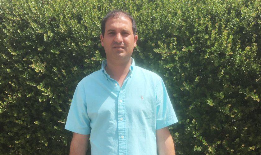 יוסי מזרחי, מאמן הפועל חבל מודיעין (צילום: אלבום פרטי)