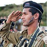 """סרן נתן כהן ז""""ל (צילום: דובר צה""""ל)"""