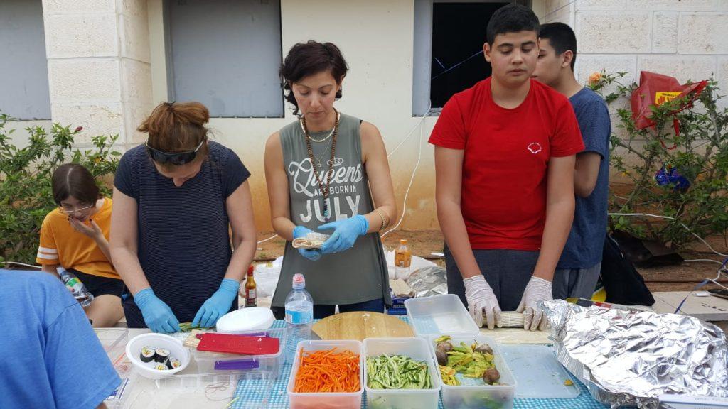 כנס משפחות עירוני ב' (צילום: דוברות עיריית מודיעין מכבים רעות)