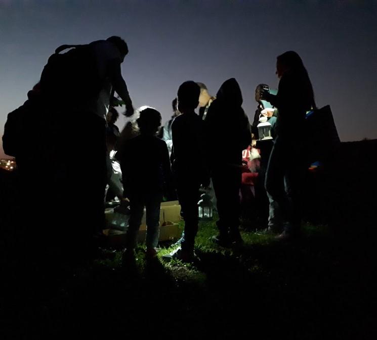סיורי עששיות אל תוך הלילה - החוויה המודיעינית (צילום: דוברות עיריית מודיעין מכבים רעות)