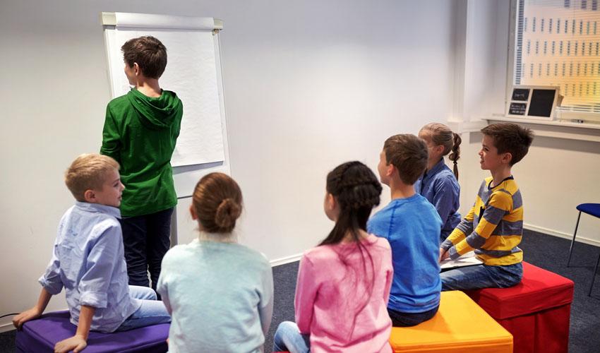 כיתה עם תלמידים (צילום אילוסטרציה: א.ס.א.פ קריאייטיב/INGIMAGE)