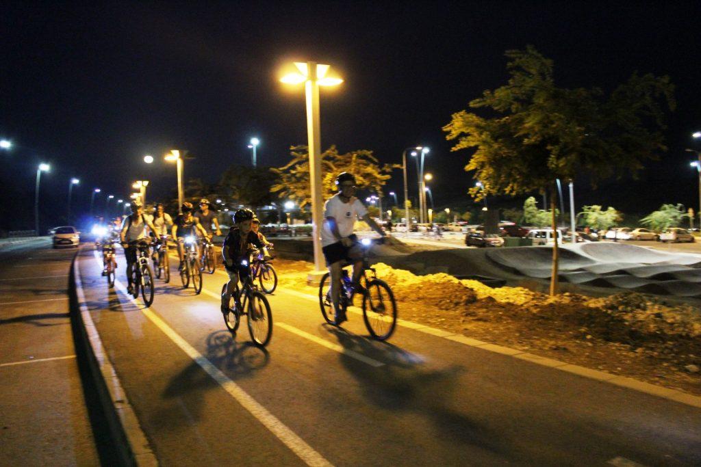 (טיולי אופניים במודיעין (צילום: דוברות עיריית מודיעין מכבים רעות)
