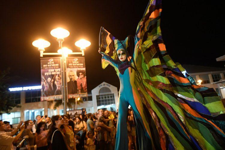 פסטיבל הקרקס 2017 (צילום: חורחה נובומינסקי)