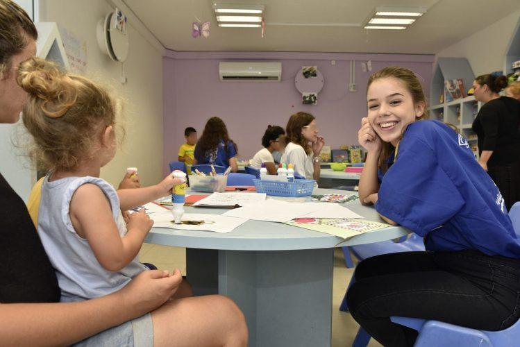 בית אקדם: הפנינג חוגים לילדים ולהורים