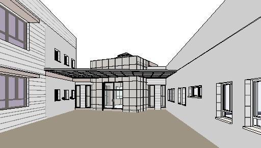 בית הספר החדש בשכונת נופים (הדמיה: עיריית מודיעין מכבים רעות)