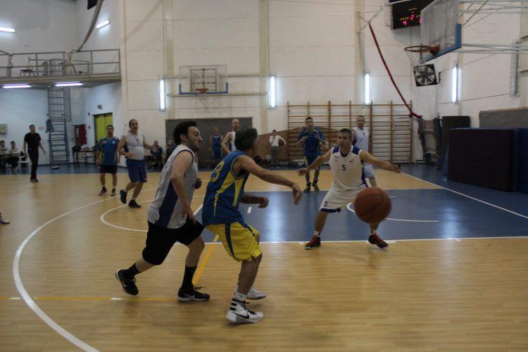 ליגת חורף בכדורסל לחובבים (צילום: דוברות עיריית מודיעין מכבים רעות)