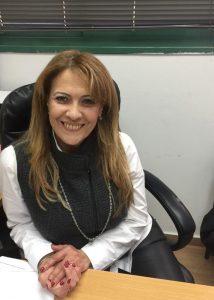 """ד""""ר ליזי שמעוני הרשקוביץ, מנהלת המחלקה העל יסודית במינהל החינוך, עיריית מודיעין (צילום: דוברות עיריית מודיעין מכבים רעות)"""