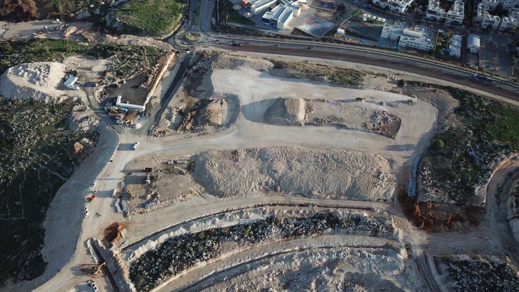 שכונת מורשת (צילום: דוברות עיריית מודיעין מכבים רעות)