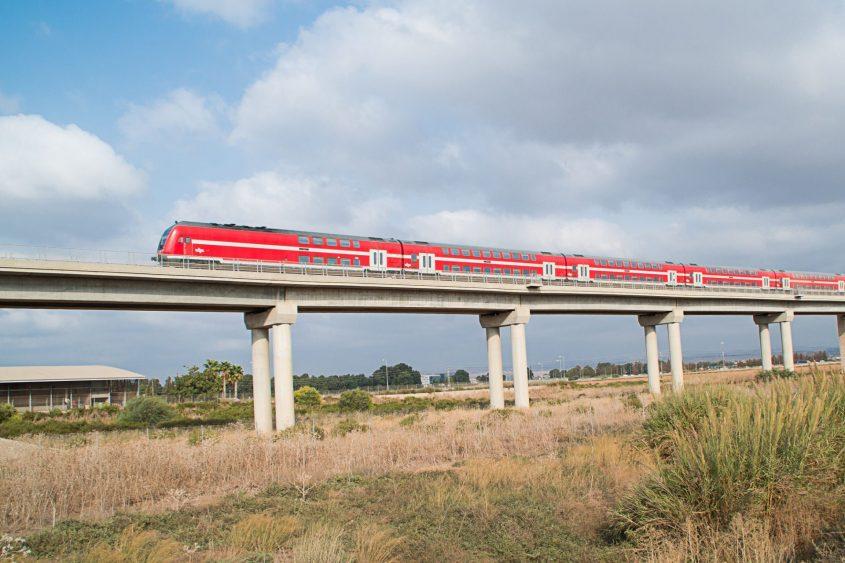רכבת ישראל (צילום: דוברות רכבת ישראל)