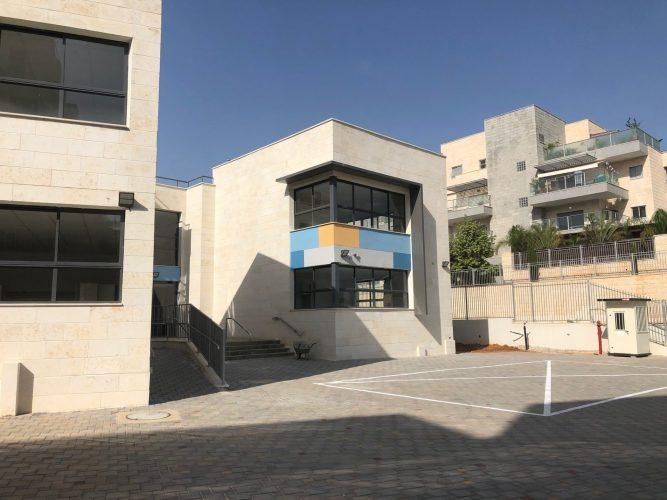 """בית הספר החדש """"שיבולים"""" (צילום: דוברות עיריית מודיעין מכבים רעות)"""