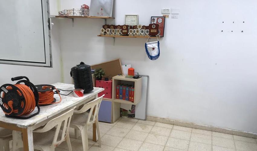 סניף הצופים שבט אמיר, מודיעין (צילום: עומר ארצי)