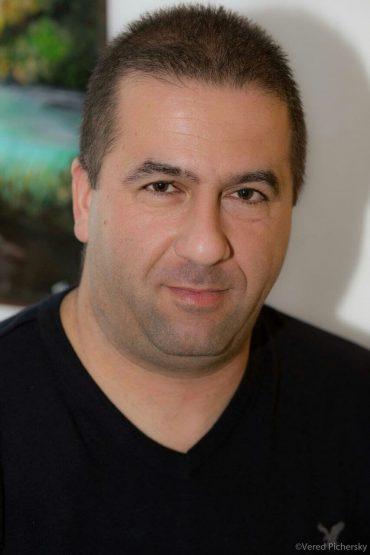 אייל כהן (צילום: ורד פיצ'רסקי)