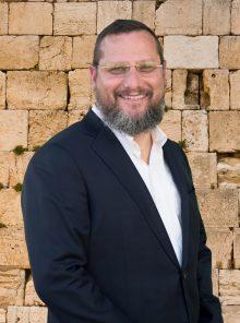 """הרב יצחק נריה, ראש ישיבת ההסדר-גבוהה """"תורה בציון"""" (צילום: ניב מוסמן)"""