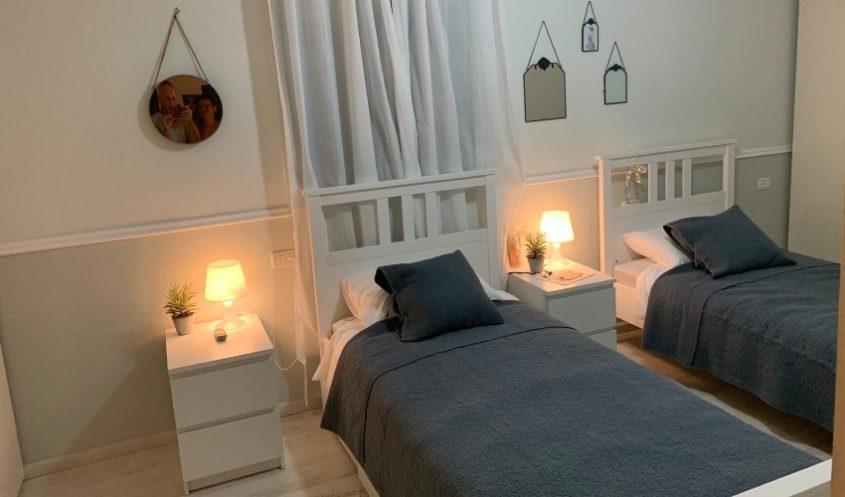 החדרים בבית אלמוג שילוני במודיעין. (צילום: בית אלמוג שילוני)