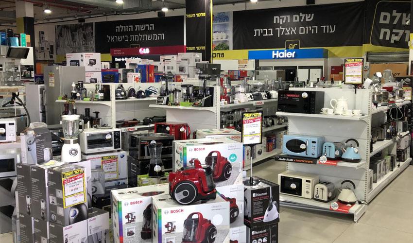 מחסני חשמל עטרות (צילום: מאג׳ד עוייד)