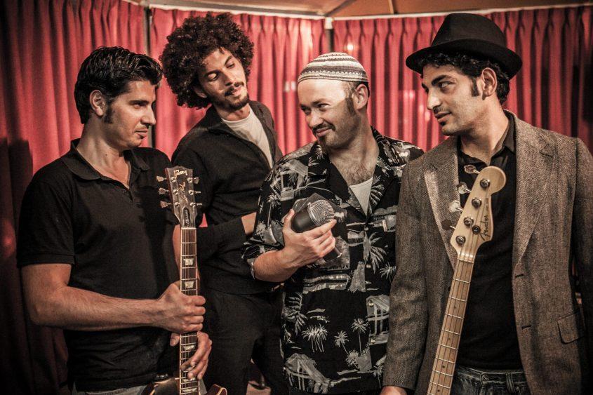להקת פריצת דיסק (צילום: הלהקה)