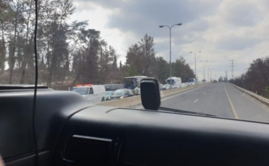 תאונה צומת שילת 5.9.19 ב-9 בבוקר