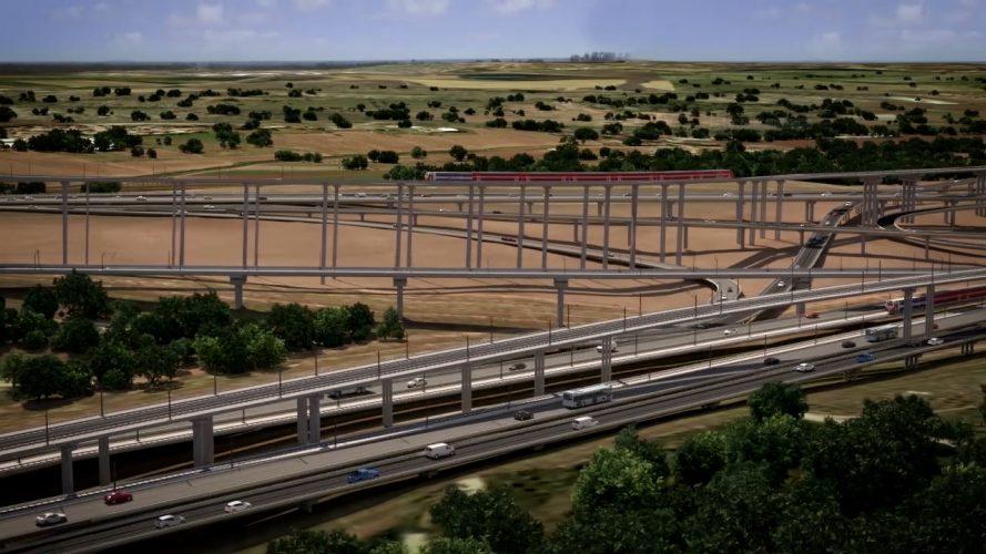 רכבת ישראל הודיעה: פרויקט מסילת הרכבת החדשה במודיעין מתחיל