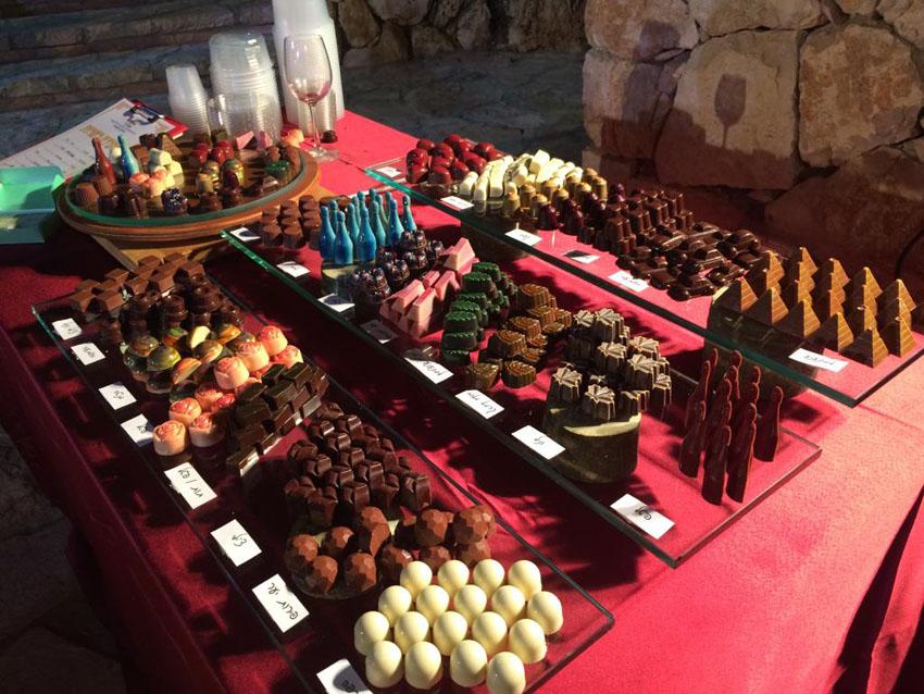השוקולדים של שבתי (צילום: פרטי)