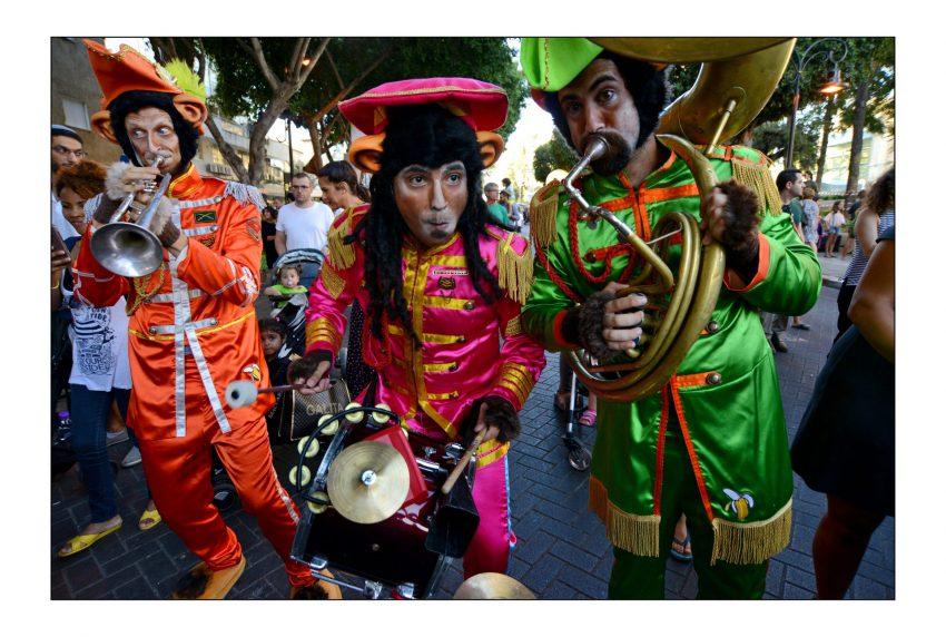 פסטיבל הקרקס (צילום: באדיבות עיריית מודיעין מכבים רעות)