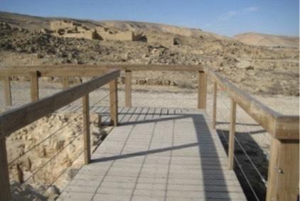 הפארק הארכיאולוגי במודיעין (הדמיה: גרינשטיין הר-גיל אדריכלות נוף ותכנון סביבתי)