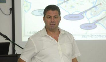 חיים ביבס, ראש עיריית מודיעין מכבים רעות (צילום: באדיבות דוברות העירייה)