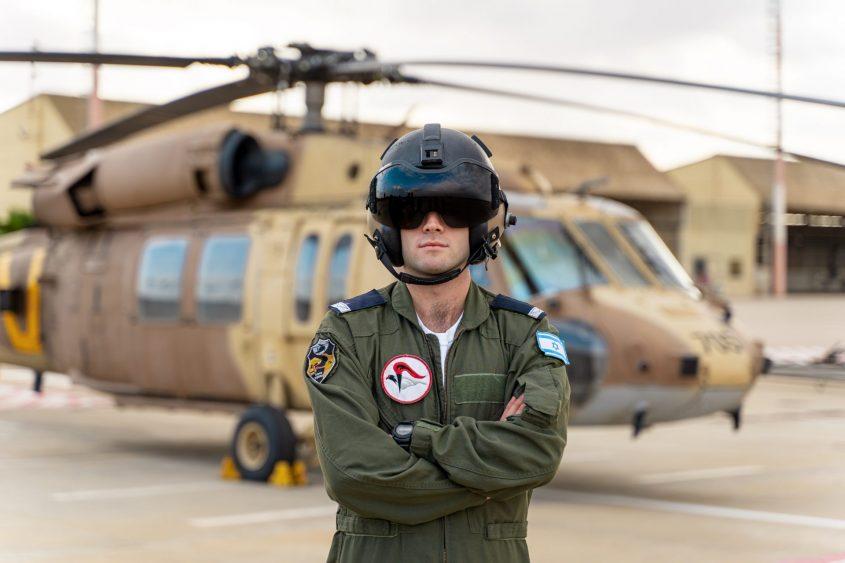 """סגן ע' ממודיעין (צילום: דובר צה""""ל)"""