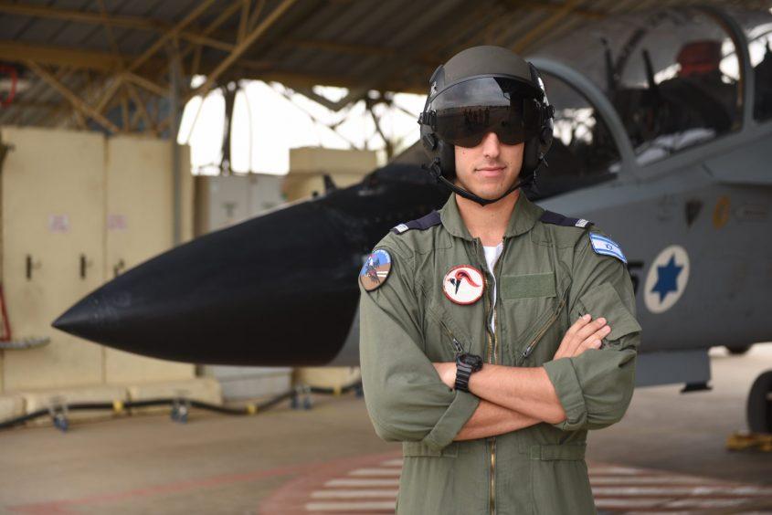 """סגן ת' ממודיעין (צילום: דובר צה""""ל)"""