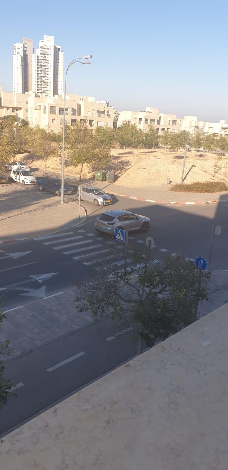 רחוב עמק זבולון (צילום: מוטי סמברנו)