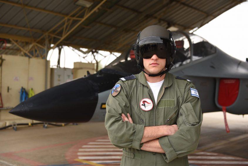 """סגן ד' ממודיעין (צילום: דובר צה""""ל)"""