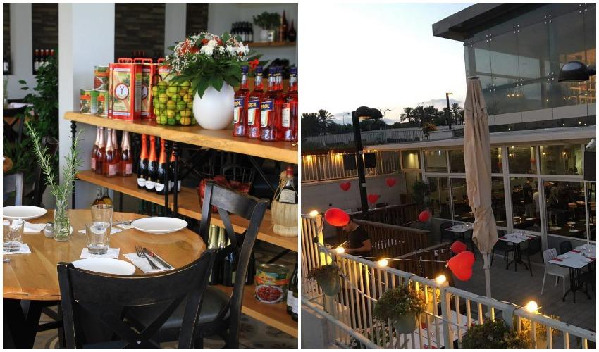 מסעדת ענבה (צילומים: מיטל סולומון)