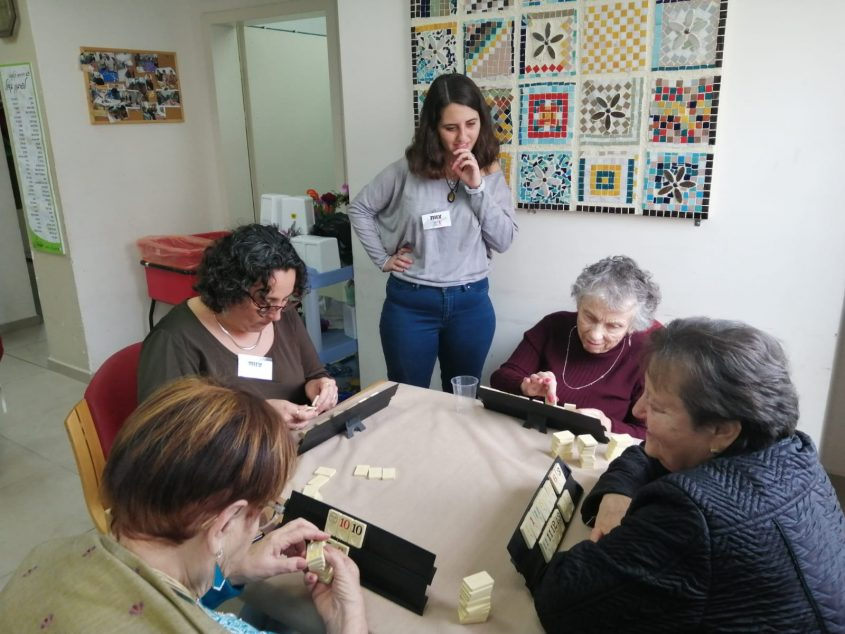 חידוש פעילויות למען הקשישים (צילום: דוברות עיריית מודיעין)