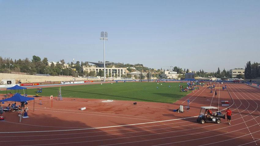 אצטדיון גבעת רם, האם מתקן דומה יוקפ בקרוב במודיעין? (צילום: שירן גרנות)