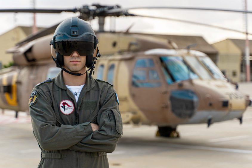 """סגן א' ממודיעין (צילום: דובר צה""""ל)"""