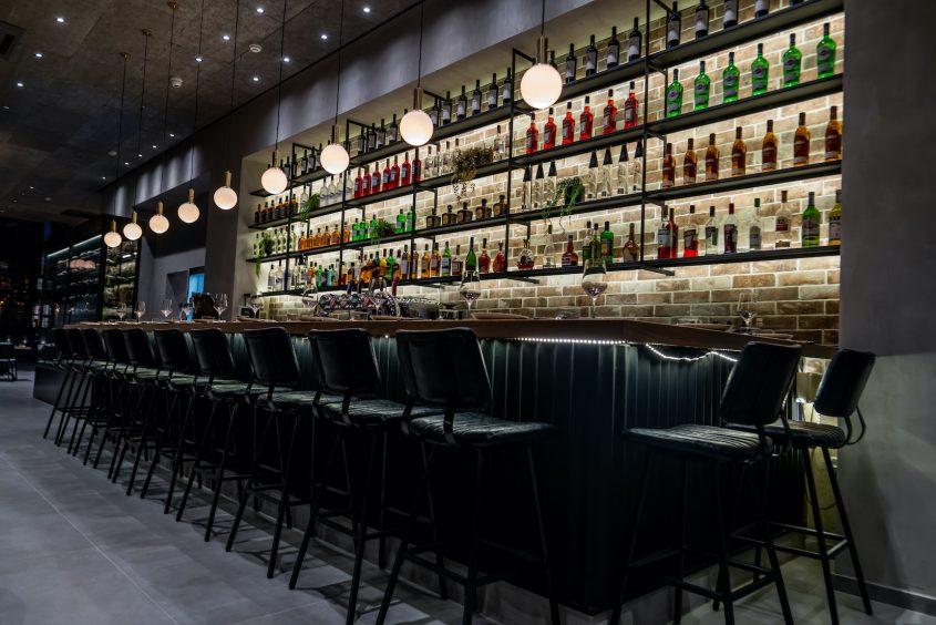 מסעדת גסטון, איירפורט סיטי (צילום: אסף קרלה)