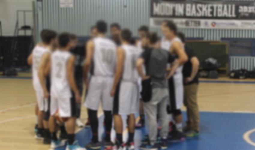 מועדון כדורסל עוצמה מודיעין (צילום: מועדון כדורסל עוצמה מודיעין)