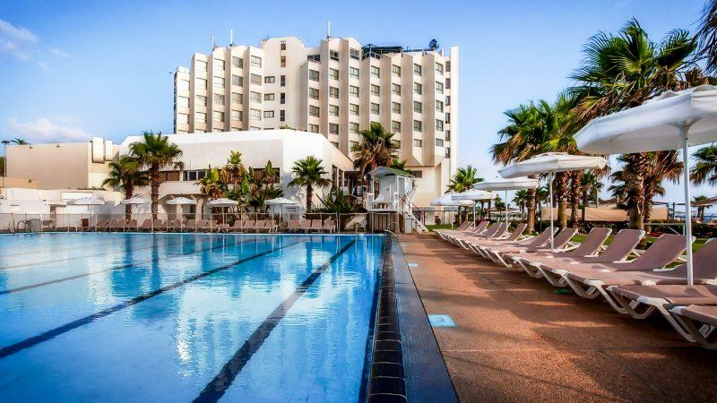 מלון חוף התמרים: קאנטרי קלאב פרטי ומשוכלל. התמונה באדיבות מלון חוף התמרים