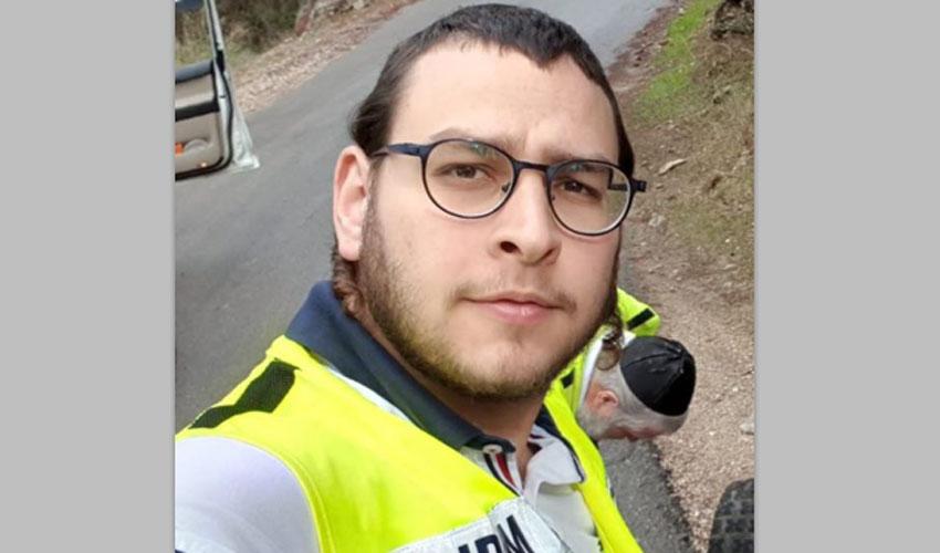 """אברהם וינברג ז""""ל (צילום: מתוך דף הפייסבוק של ארגון ידידים)"""